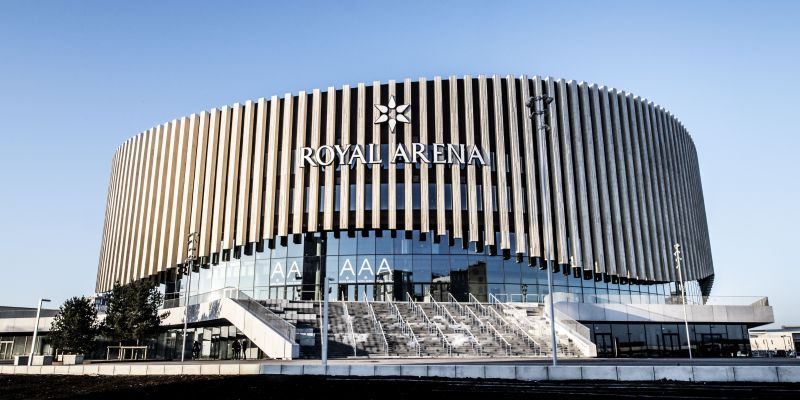 100 Royal Arena - lille