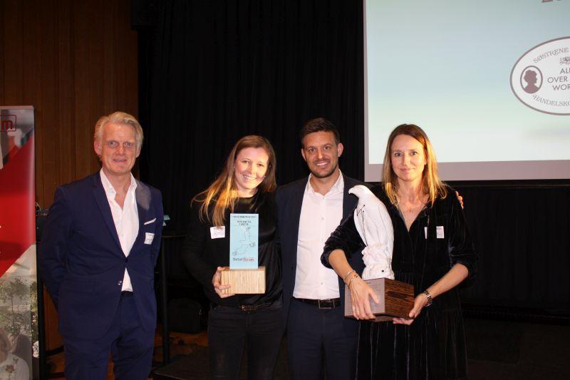 Søstrene Grene vandt Detailforum Prisen (tidl. MMM Prisen)